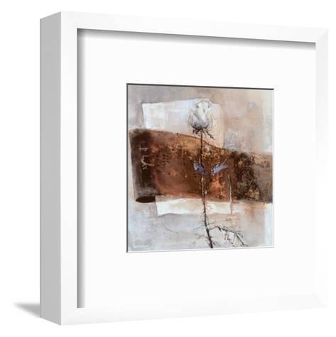 One Rose-Heleen Vriesendorp-Framed Art Print