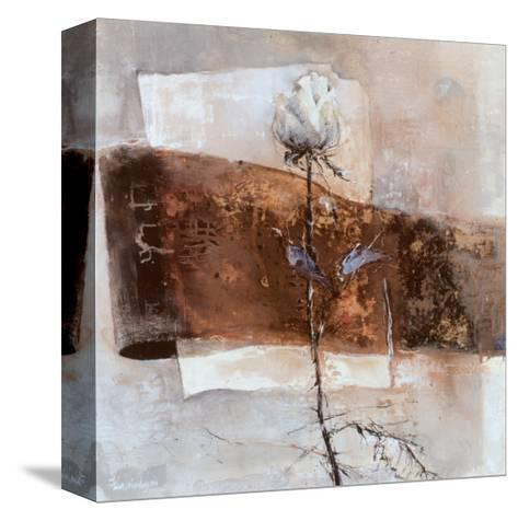 One Rose-Heleen Vriesendorp-Stretched Canvas Print