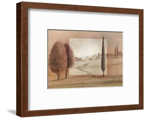 Vista I-Franz Heigl-Framed Art Print