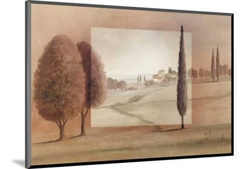 Vista I-Franz Heigl-Mounted Art Print