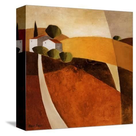 Country Road I-Hans Paus-Stretched Canvas Print