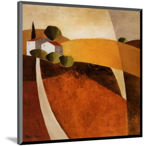 Country Road I-Hans Paus-Mounted Art Print