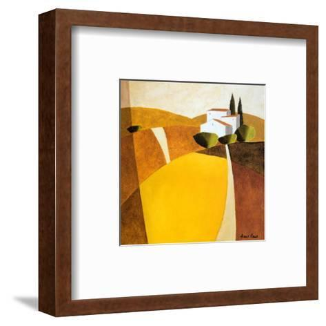 Country Road II-Hans Paus-Framed Art Print