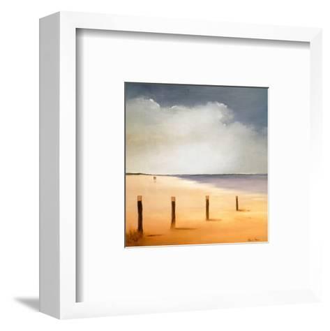 Along the Beach I-Hans Paus-Framed Art Print