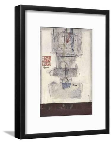 Mauro's Asian Jewels VI-Mauro-Framed Art Print