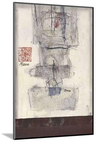 Mauro's Asian Jewels VI-Mauro-Mounted Art Print