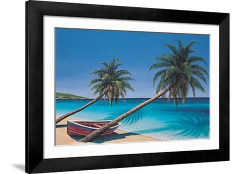 Day's End-Ron Peters-Framed Art Print