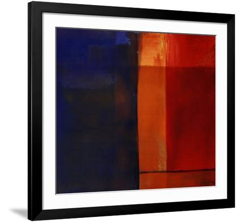 Water Reflections-Jaume Ribas-Framed Art Print