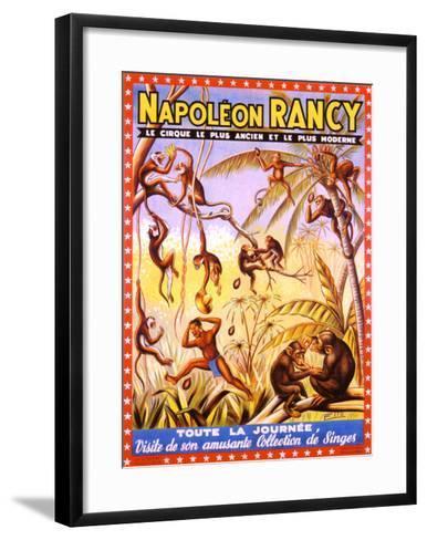 Napoleon Rancy- Ello-Framed Art Print