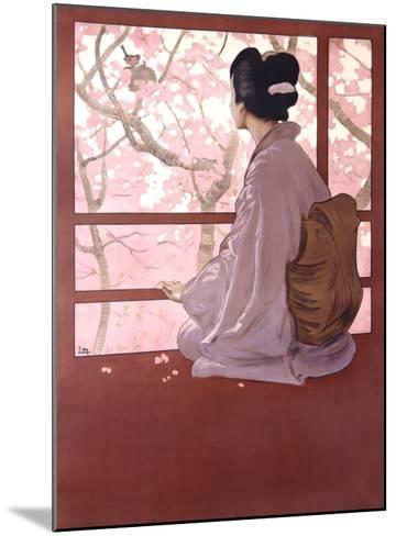 Madama Butterfly-Leopoldo Metlicovitz-Mounted Giclee Print