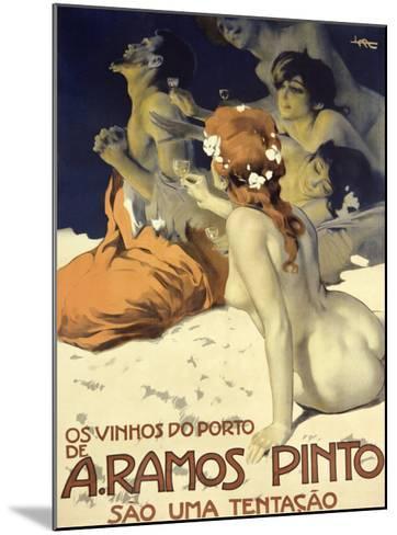 A. Ramos Pinto-Leopoldo Metlicovitz-Mounted Giclee Print
