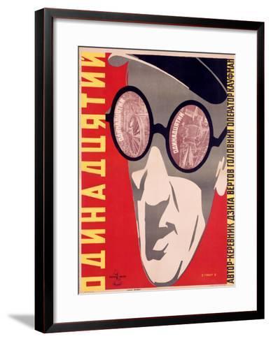 Odinnadstaty--Framed Art Print