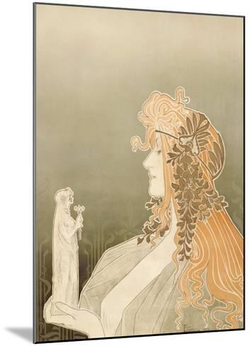 Cercle Artistique de Schaerbeek-Privat Livemont-Mounted Giclee Print