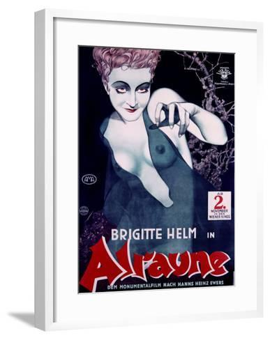 Alraune-Hans Neumann-Framed Art Print