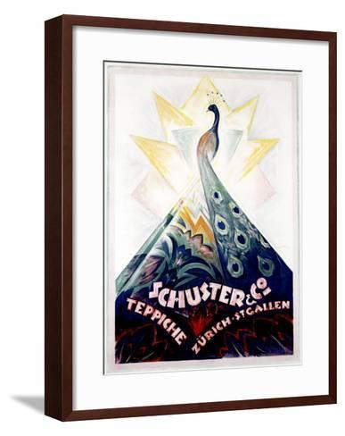 Schuster and Company-Carl Bockli-Framed Art Print