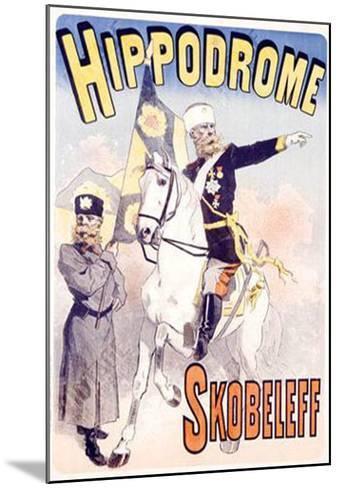 Hippodrome Skobeleff-Jules Ch?ret-Mounted Giclee Print
