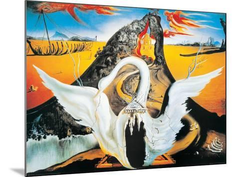 Bacchanale-Salvador Dal?-Mounted Art Print