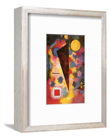 Multicolored Resonance, c.1928-Wassily Kandinsky-Framed Art Print