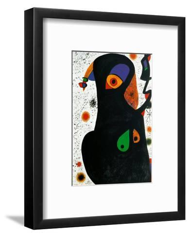 Vladimir-Joan Mir?-Framed Art Print