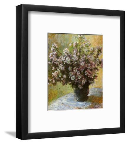 Viso di Malva-Claude Monet-Framed Art Print