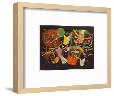 Komposition X, c.1939-Wassily Kandinsky-Framed Art Print