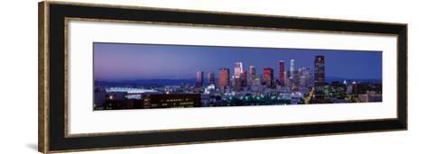 Los Angeles, California-James Blakeway-Framed Art Print