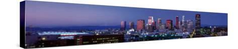 Los Angeles, California-James Blakeway-Stretched Canvas Print