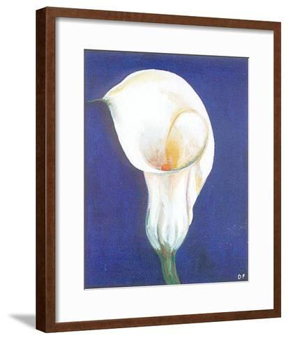 Iris I-D^ Ferrer-Framed Art Print