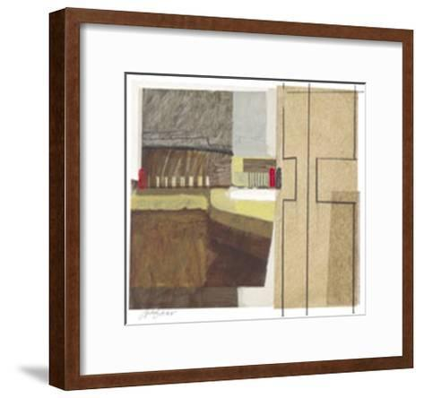 Syncopated Rhythm II-Craig Alan-Framed Art Print