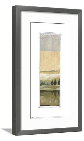 Pasture of Light IV-Craig Alan-Framed Art Print