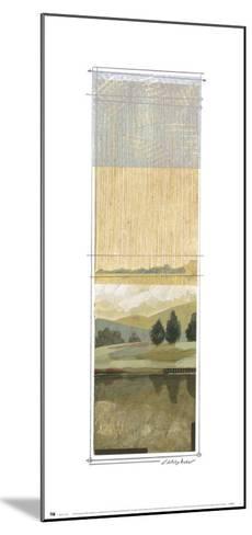 Pasture of Light IV-Craig Alan-Mounted Art Print