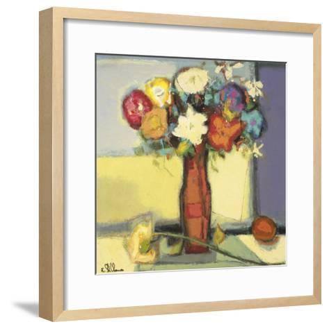 Still Life III-Elya de Chino-Framed Art Print