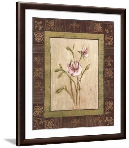 Del Sol I-Mindeli-Framed Art Print