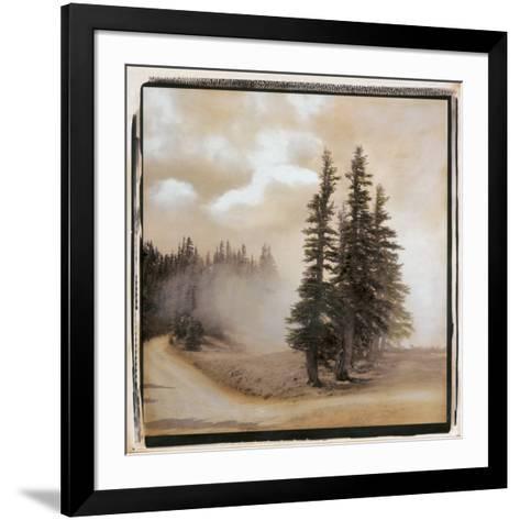 Crystal Lake I-Pezhman-Framed Art Print