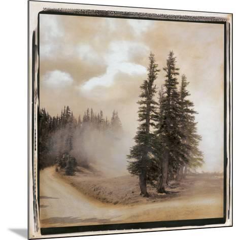 Crystal Lake I-Pezhman-Mounted Art Print