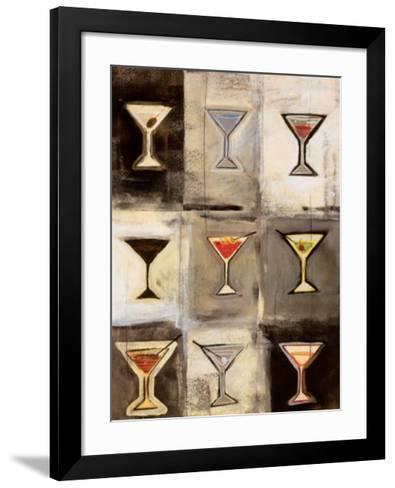 Cosmo Center-Niro Vasali-Framed Art Print