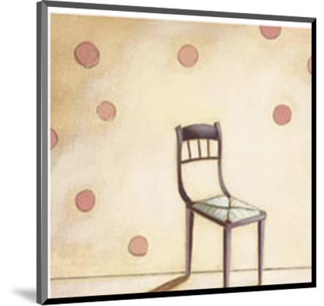 Maria's Chair I-Maria Eva-Mounted Art Print