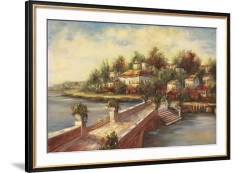 Lago Maggiore II-Alexa Kelemen-Framed Art Print