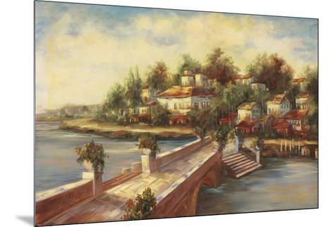 Lago Maggiore II-Alexa Kelemen-Mounted Art Print