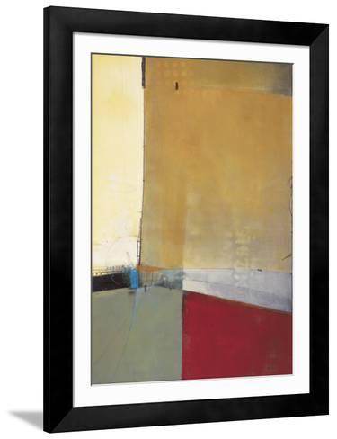 Solar Eclipse-Nela Solomon-Framed Art Print