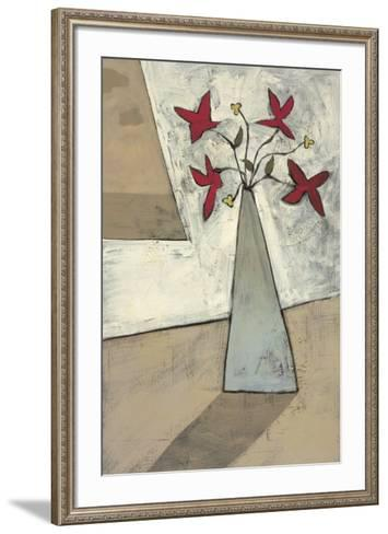 Floralangulars II-Trey-Framed Art Print