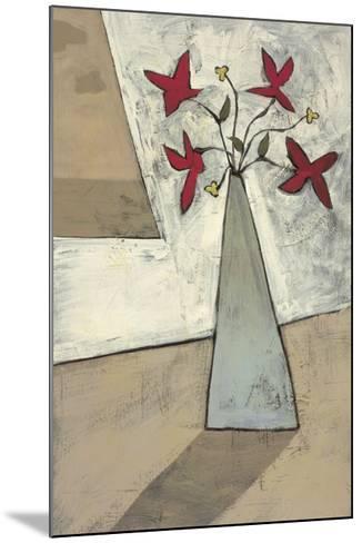Floralangulars II-Trey-Mounted Art Print