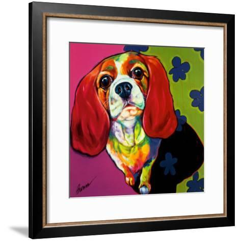 Annie-Ron Burns-Framed Art Print