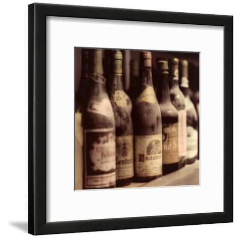 Enoteca a Cortona No.2-Alan Blaustein-Framed Art Print