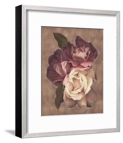 Summer Dreams I-S^ G^ Rose-Framed Art Print