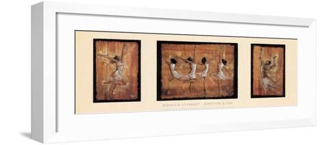 Rhythm and Joy-Monica Stewart-Framed Art Print
