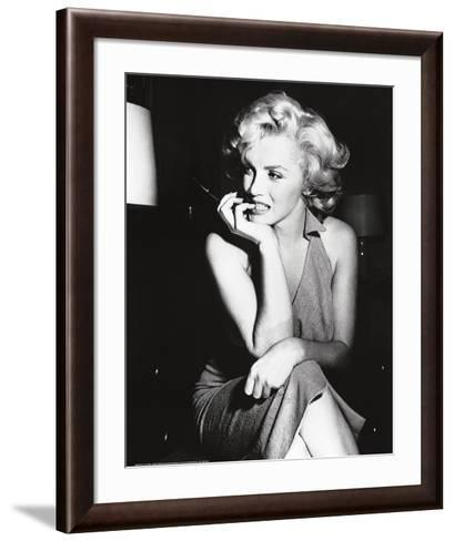 Marilyn Monroe, 1952--Framed Art Print