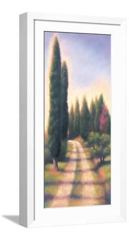 Tuscan Road I-David Wander-Framed Art Print