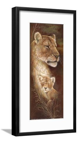 Proud Mother-Ruane Manning-Framed Art Print