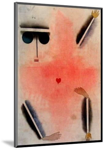 Hat Kopf, Hand, Fuss, 1930-Paul Klee-Mounted Art Print